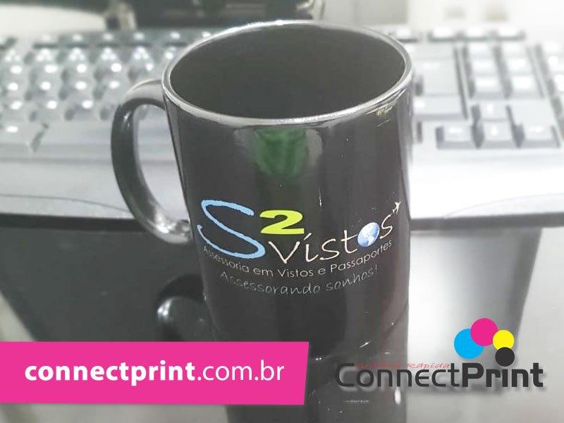 Sublimação Caneca, empresa: s2 Vistos e Passaportes: https://www.s2vistos.com.br/